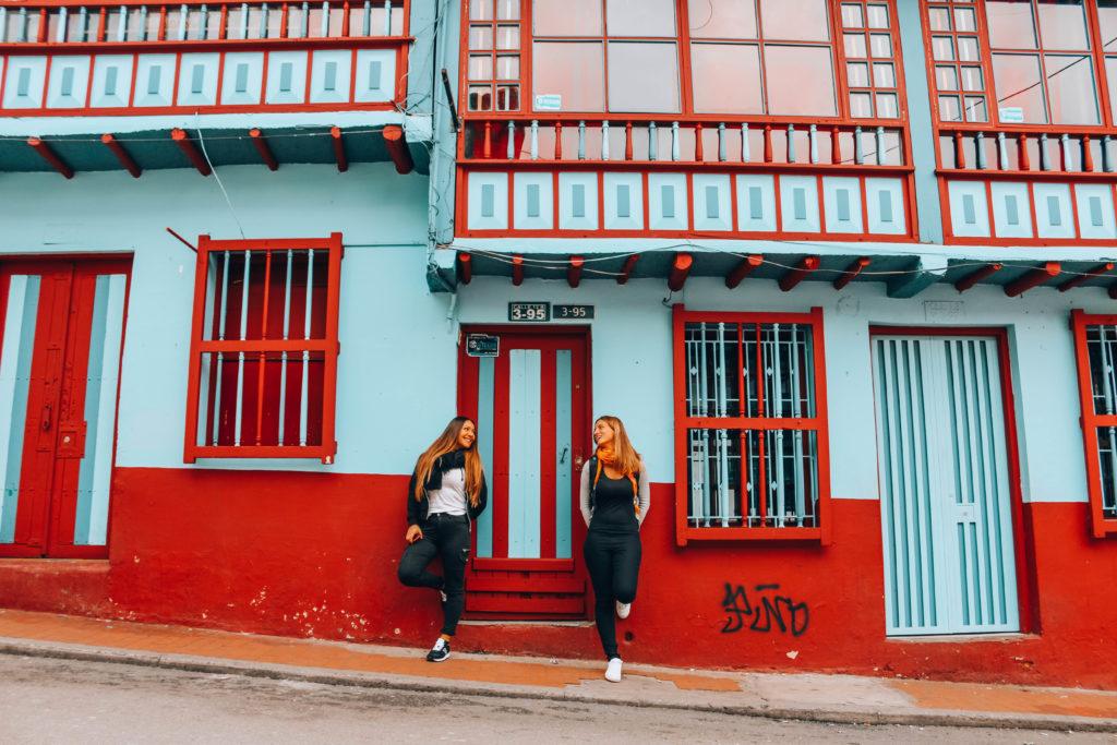 due settimane in colombia