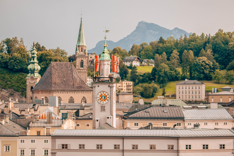 tre giorni a salisburgo