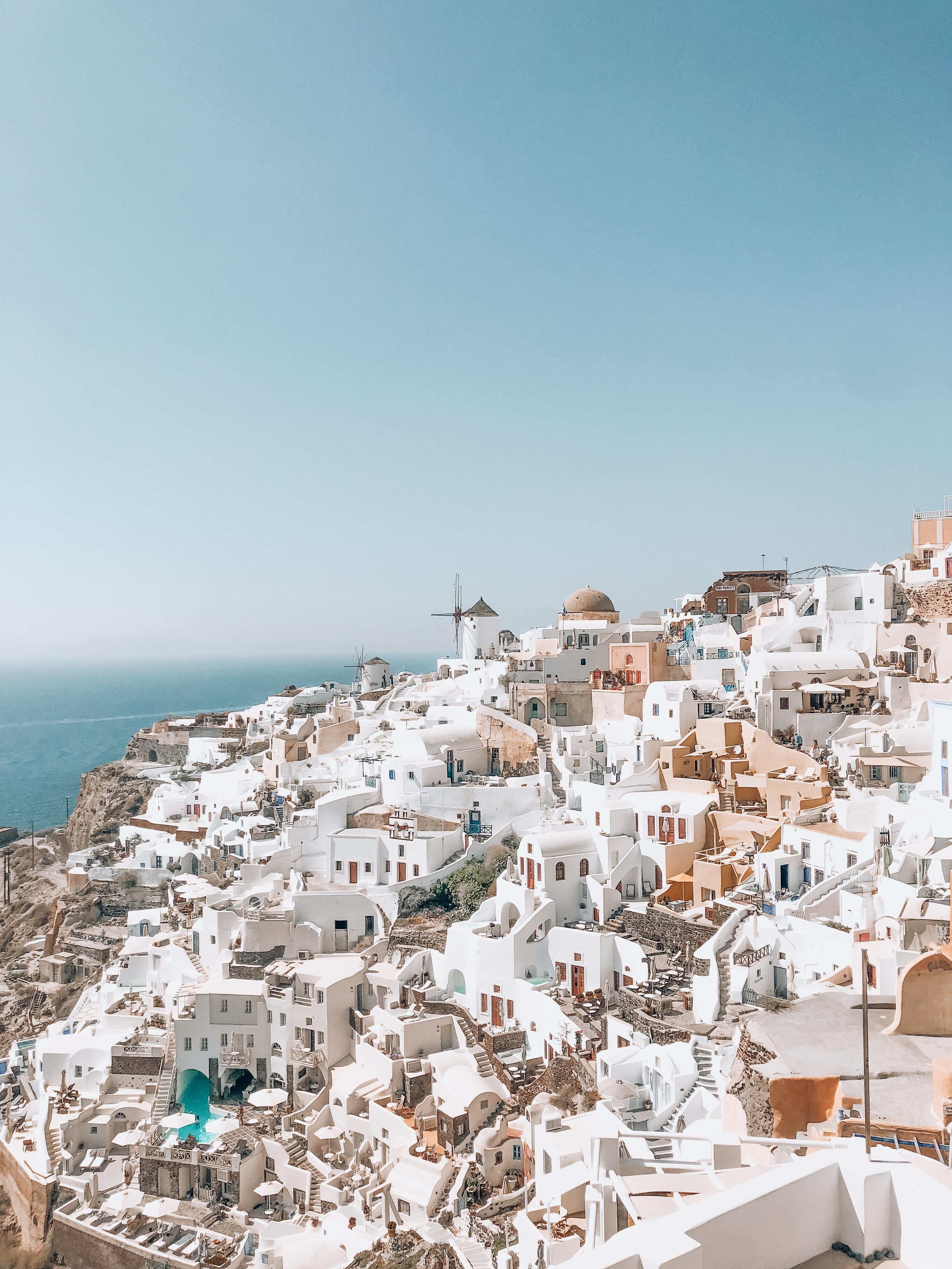 fare a Santorini
