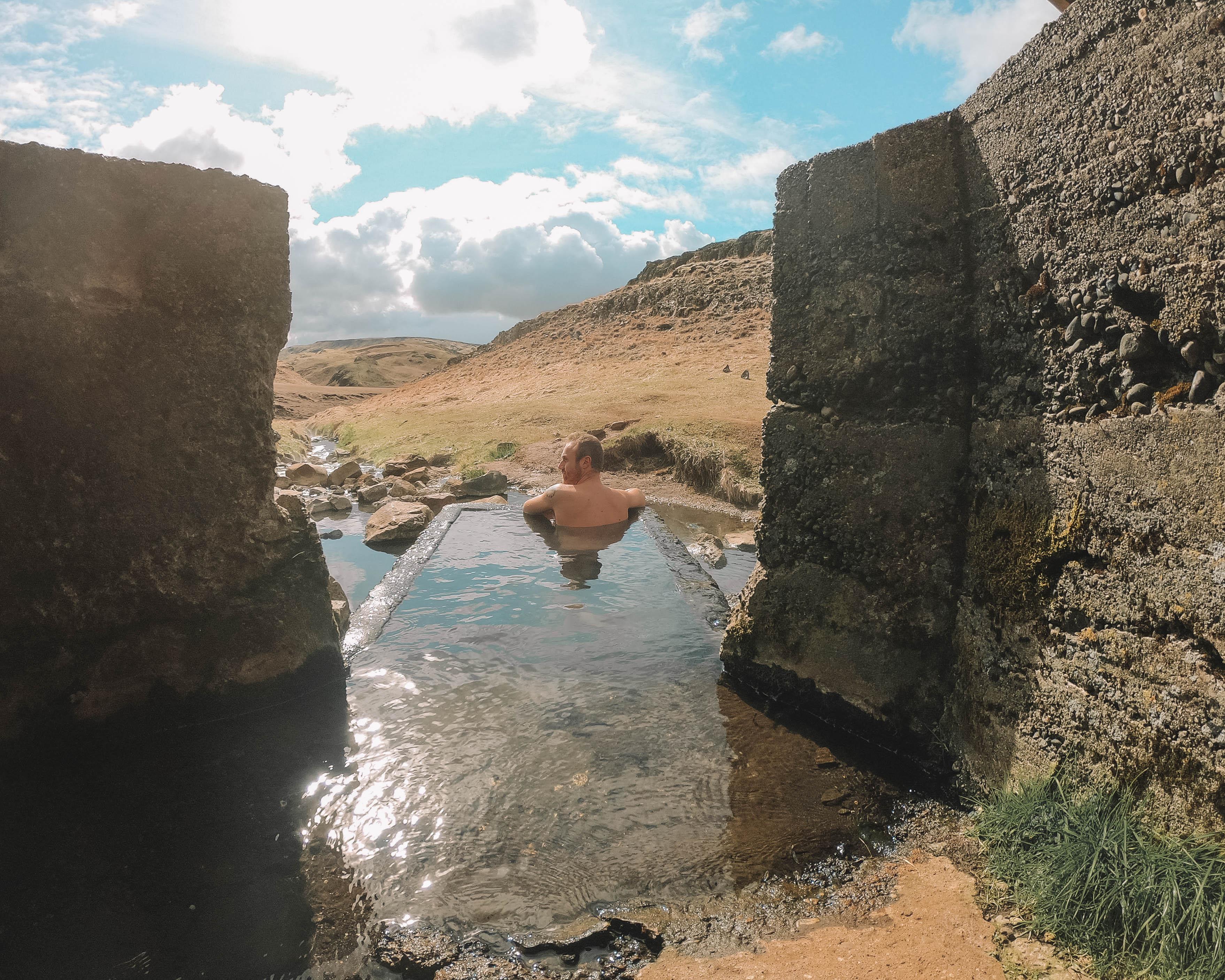 piscine naturali in islanda