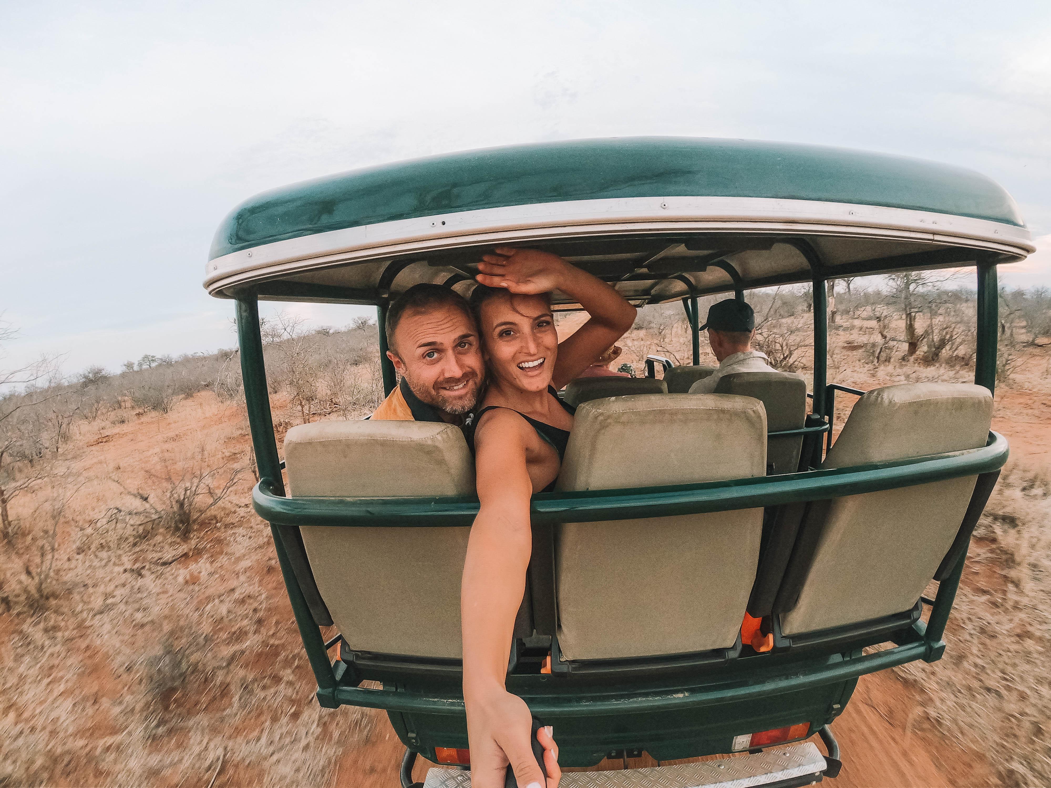 safari nel kruger