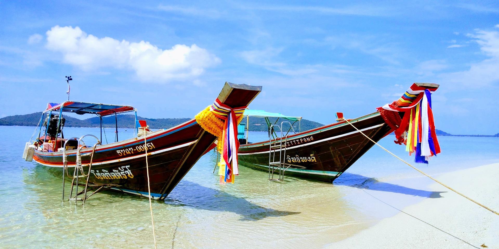 viaggio di gruppo in thailandia