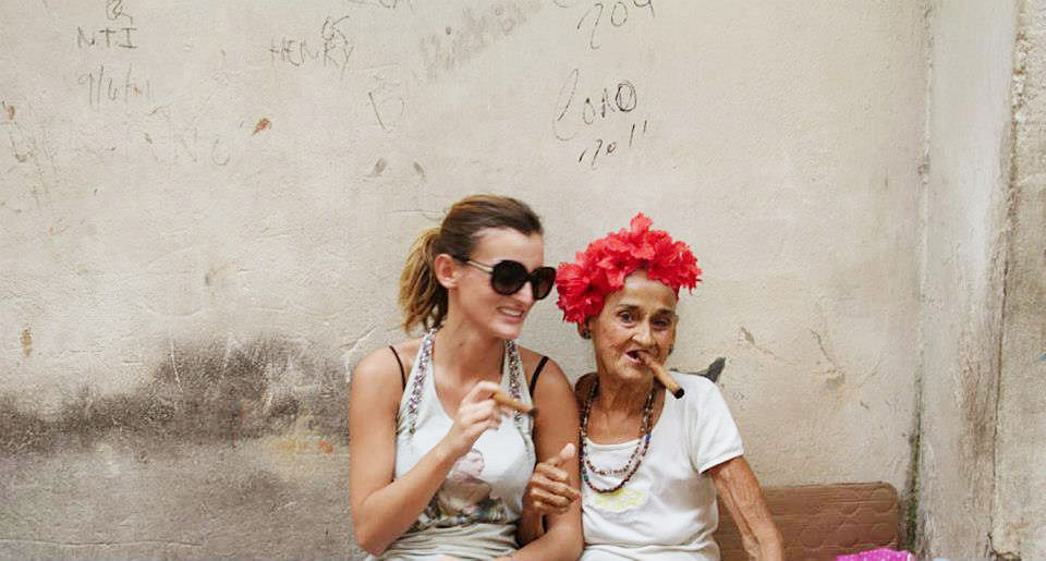 viaggio on the road a cuba