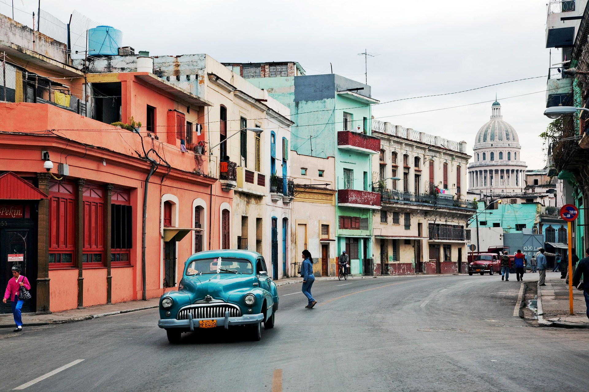 viaggio on the road a cuba