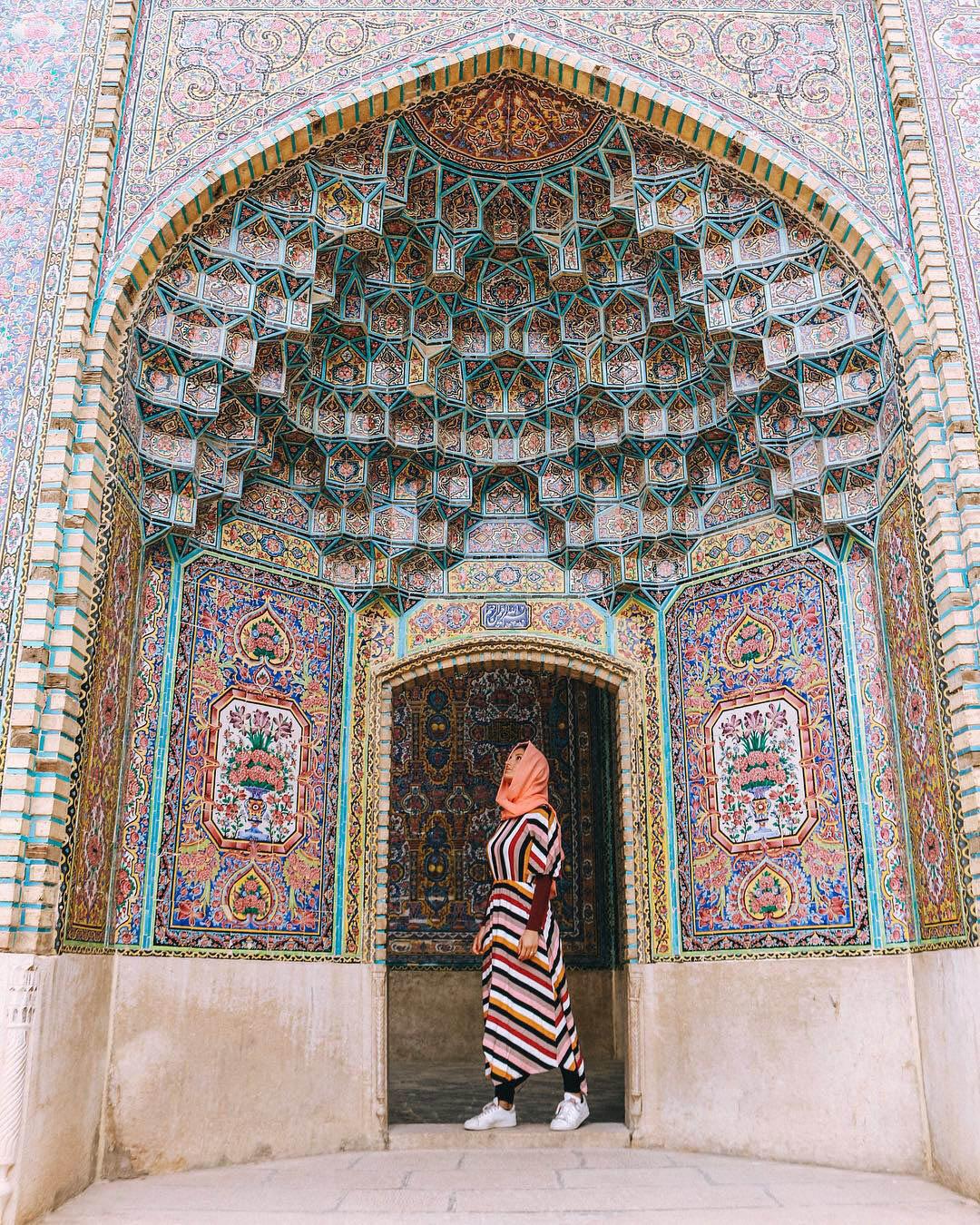 viaggio in iran fai da te