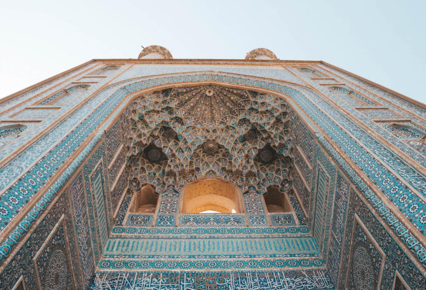 viaggio di gruppo in iran