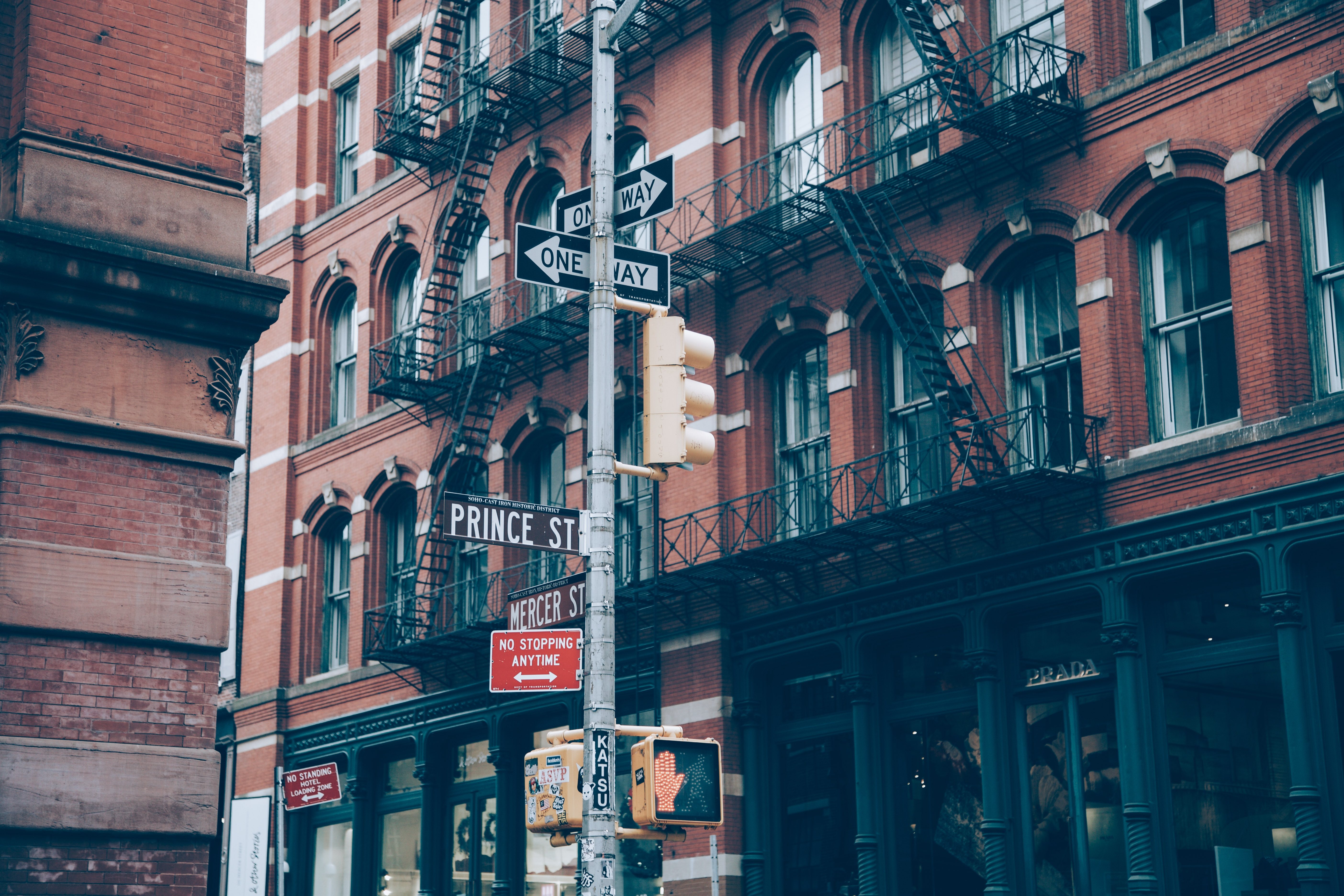 vedere a new york