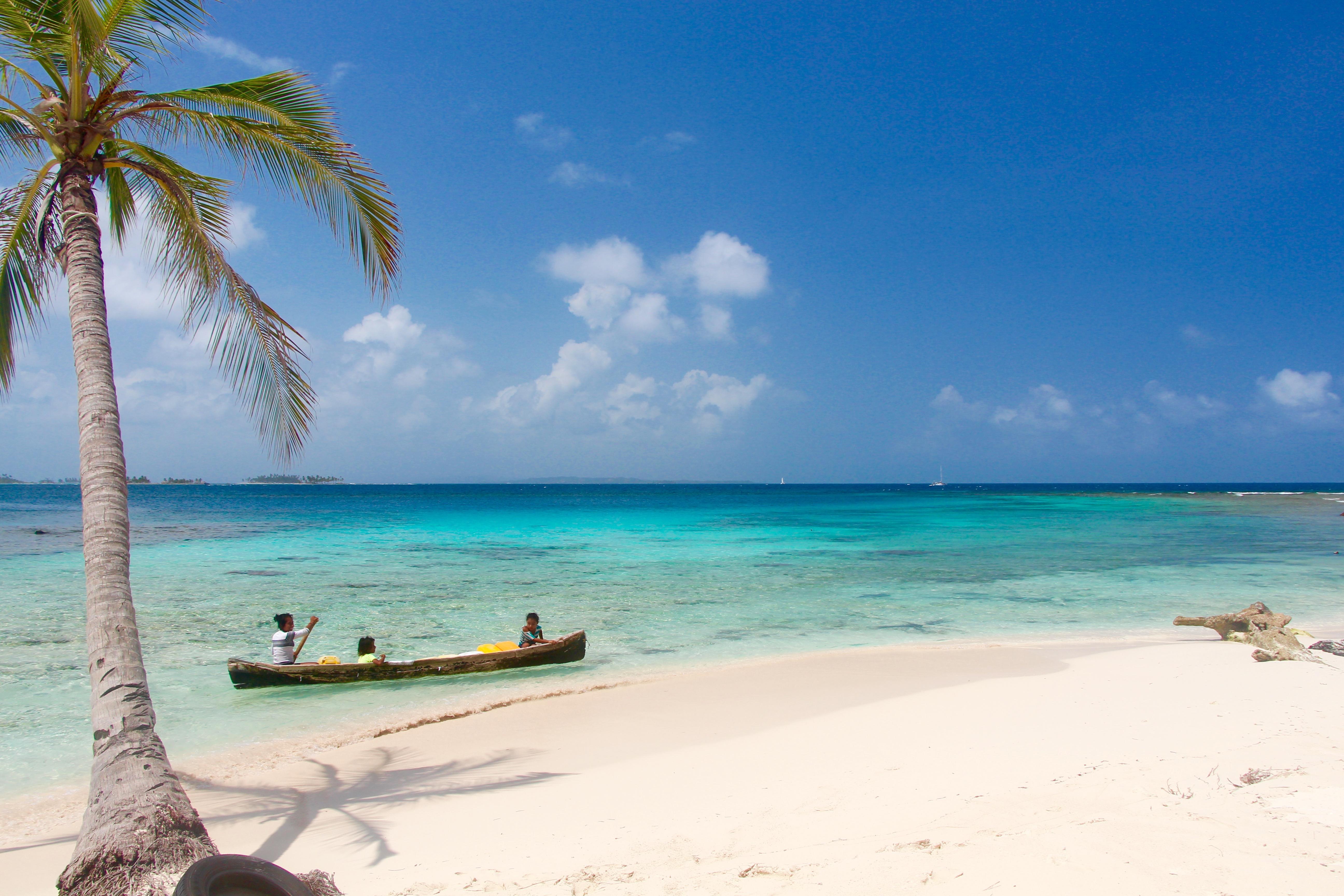 viaggio di gruppo ai caraibi