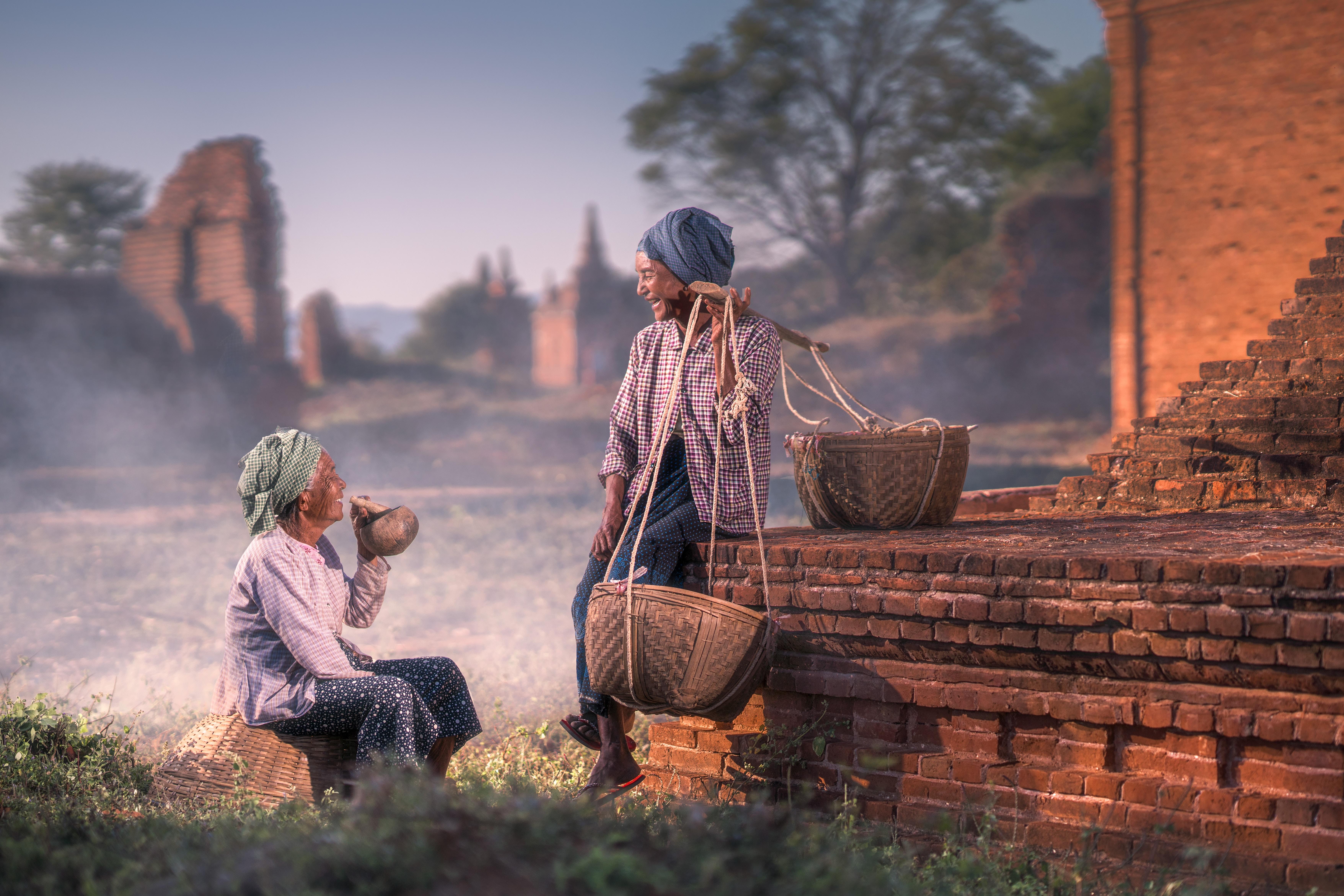 viaggio di gruppo in Birmania