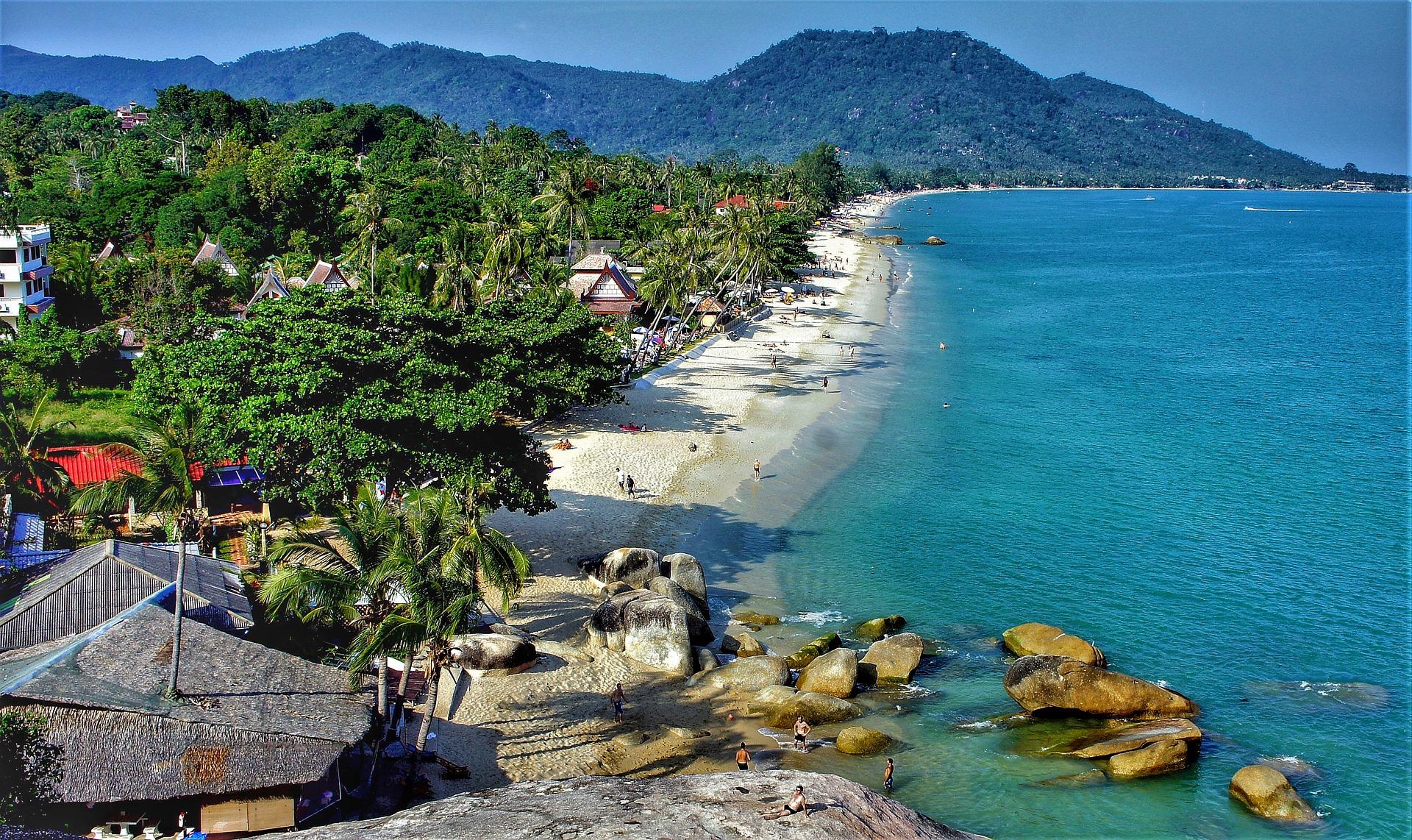 thailandia in estate