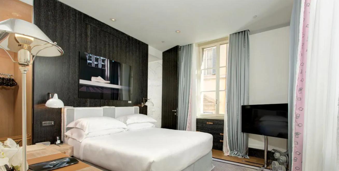 hotel di lusso a roma